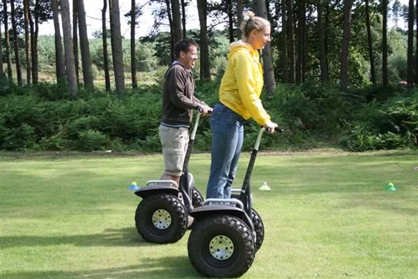 the innovation of the segway The segway was perhaps the laziest mode of transportation around people just didn't know what to make of it, says shankman every time i used it, i just wound up feeling fat i got.